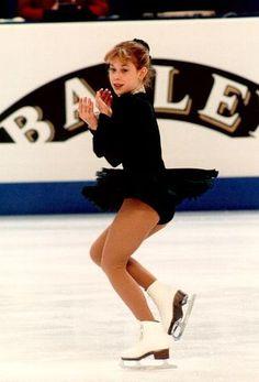 Tara Lipinski. Olympic medalist at 1998 Winter Games. Both side grandparents are Polish ;).