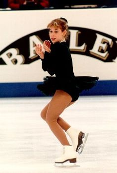 Tara Lipinski. Olympic medalist at 1998 Winter Games. Both side grandparents are Polish ;).