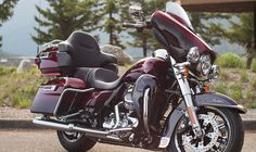 2015 Harley-Davidson® Touring Ultra Limited Motorcycles Photos & Videos