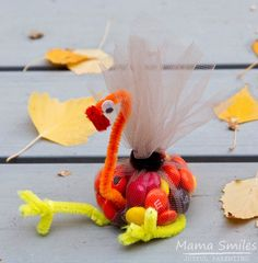 From Funny to Sweet: 5 Adorable Thanksgiving Turkey Crafts