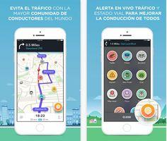 AppsUser: La nueva actualización de Waze para iOS ya aprovecha la tecnología 3D Touch