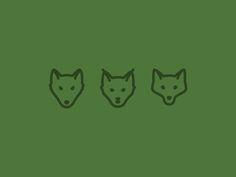 Animal icons by Øyvind Rønning