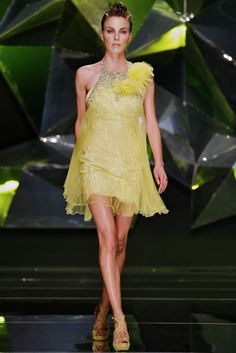 Abed Mahfouz Spring-Summer 2009 Haute Couture