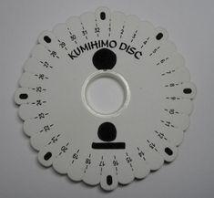 Kumihimo uitleg door Handwerkles