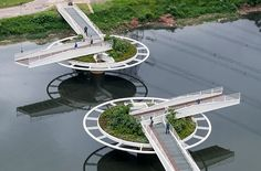 São Paulo, Brazil Friedrich Bayer Bridge LOEBCAPOTE ARQUITETURA E URBANISMO