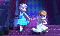 """Your sister is the best person to go on adventures with, even if it means risking getting in trouble.   21 Joys Of Having A Sister, As Told By """"Frozen"""""""