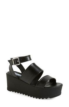 bc24f924d11 Steve Madden  Snorkell  Platform Sandal (Women)