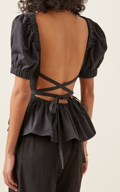Stylish Outfits, Fashion Outfits, Womens Fashion, Looks Boho Chic, Nice Dresses, Casual Dresses, All Black Fashion, Maxi Wrap Dress, Poplin