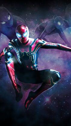 27 Best Iron Spiderman Images Spiderman Marvel Heroes