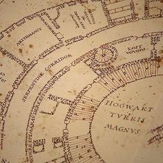Marauder's Map - HP