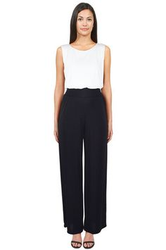 Bailey 44 - Codeword Jumpsuit in White