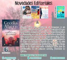 """""""El Año en que te Conocí"""" de Cecelia Ahern"""