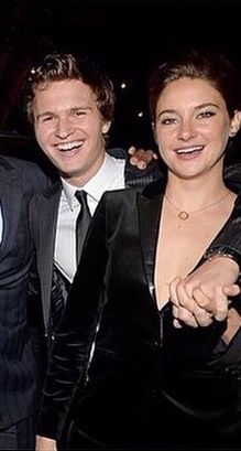 Ansel and shai are holding hands!❤️ SHANSEL!