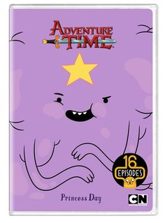 Cartoon Network: Adventure Time - Princess Day Import: Amazon.ca: Various: DVD