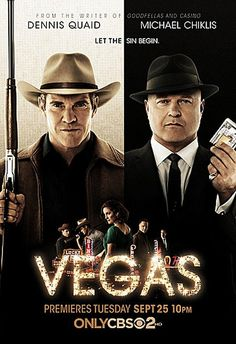 Vegas (TV Series 2012–2013)