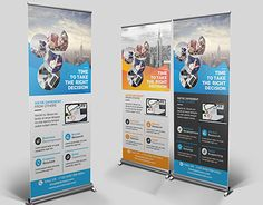 "Check out new work on my @Behance portfolio: ""Roll Up Banner Template"" http://be.net/gallery/49121749/Roll-Up-Banner-Template"