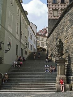 Prague, Czech Republic (by Linus Wärn) Travel Sights, Travel Destinations, Budapest, Visit Prague, Prague Travel, Prague Czech Republic, Heart Of Europe, Most Beautiful Cities, Amazing Places