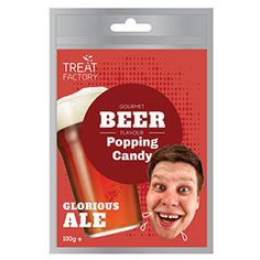 Beer Popping Candy: Item number: 3544730025 Currency: GBP Price: GBP4.95
