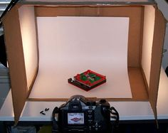 How to Take Better Photos When Selling Things Online on eBay or wherever for big and little items.  This is something I need to improve. How about you? Have you got a great lighting system?