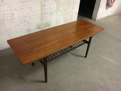 Beautiful Mid-Century Palisander (Rosewood) Sofa Table with Extensions by ScandinavianLove on Etsy