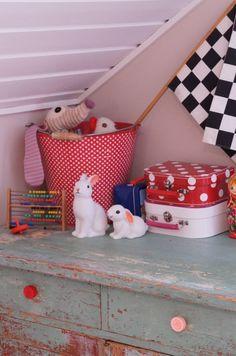 Woodland Rabbit night light and baby bunny night light