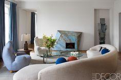 HOUSE TOUR: This Paris Apartment Is Both Cozy And Minimalist At The Same Time - ELLEDecor.com