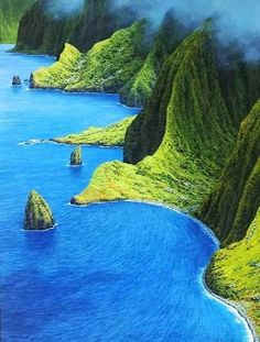 Molokai Island, Hawaii, USA