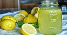 RAPIDE PERTE DE POIDS: un kilogramme un jour avec la citron régime