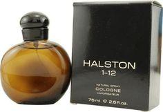 Halston By Halston Cologne Spray Oz Men Cologne Spray, Perfume Bottles, Stuff To Buy, Fragrances, Beauty, Amazon, Riding Habit, Perfume Bottle