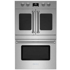 BBSDEWO30ECSDDDV2 Double Electric Wall Oven - Stainless Steel