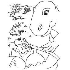 top 25 free printable unique dinosaur coloring pages. Black Bedroom Furniture Sets. Home Design Ideas
