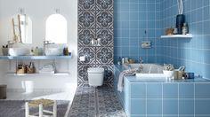 Quels revêtements mur et sol pour une salle de bains ?