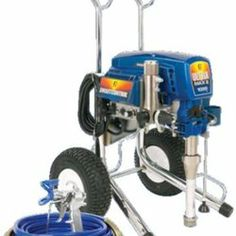 GRACO 1095 AIRLESS SPRAYER  GRACO 1095 AIRLESS SPRAYER  1 EA in stock $6,594.23 / EA x [Max field length is unknown]   SPRAYER 1095,HI,240V,AUS  MAX TIP SIZE .035  MAX L/PM 4.4LITRES  MAX PSI 3300  WITH CONTRACTOR GUN  15m HOSE BLUEMAX II HOSE  DIGITAL DISPLAY  AUTOCLEAN2  PROVEN ENDURANCE PUMP  SMART CONTROL 2.0 PRESSURE CONTROL  EXCLUSIVE BRUSHLESS DC MOTOR  CHROME PLATED WELDED STAND  EASY OUT PUMP FILTER