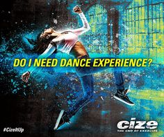 No! Even if you've never danced a day in your life, Shaun T and his crew are going to teach you professionally choreographed routines. Just put in the effort and you'll learn how to dance!   #Cize is the new Beachbody dance workout by Shaun T.  Check out all the details on WeighToMaintain.com.