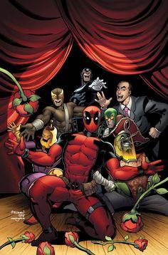 #Deadpool #Fan #Art. (Deadpool 49 point one cover) By: RyanStegman. (THE * 3 * STÅR * ÅWARD OF: AW YEAH, IT'S MAJOR ÅWESOMENESS!!!™) [THANK U 4 PINNING!!!<·><]<©>ÅÅÅ+(OB4E)