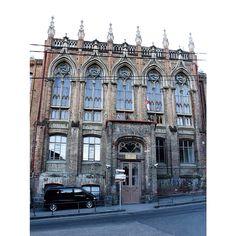 Tbilisi architecture, school , sololaki