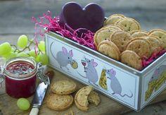 Biscuiteers Cheese Biscuits