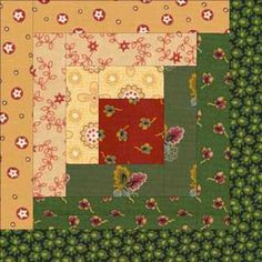 This website has a pdf that explains the reason for the patterns in the pioneer quilts, its really good!