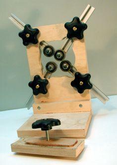 Lathe Steady Rest Design... - by RobH @ LumberJocks.com ~ woodworking community