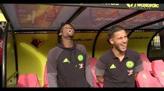 It's Belgium v Spain tonight!   Good luck lads - Michy Batshuayi, Eden Hazard, Thibaut Courtois, Diego Costa, Cesar Azpilicueta!