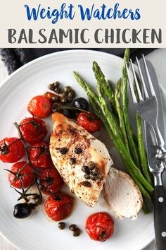 Looking for a tasty Weigh Watchers chicken recipe? Then look no further - this easy to make, flavoursome chicken dish is just 1 SmartPoint per portion if you follow the Blue, Purple or old Freestyle plan. If you follow WW Green then it is 3 SmartPoints. #weightwatchers #weightwatchersrecipeswithpoints #smartpoints #weightwatchersgreenplan #weightwatchersblueplan #weightwatcherspurpleplan #wwrecipes #lowpointrecipes Weight Watchers Pasta, Weight Watchers Casserole, Weight Watcher Dinners, Weight Watchers Desserts, Friend Chicken Recipe, Chicken Recipes, Potato Recipes, Whole Food Recipes, Diet Recipes