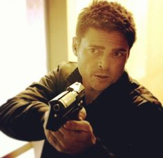 I realize this is from Almost Human, but he IS BONES!!