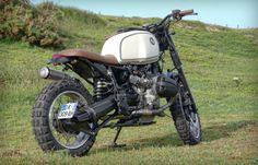 Bmw R1100GS Scrambler by Satora Design Scrambler #motorcycles #scrambler #motos | caferacerpasion.com