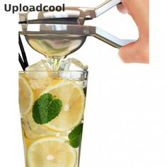 Uploadcool _  Stainless steel press lemon lime orange juicer Citrus juicer juicer kitchen bar  Food Processor  Gadget Cuisine #clothing,#shoes,#jewelry,#women,#men,#hats,#watches,#belts,#fashion,#style