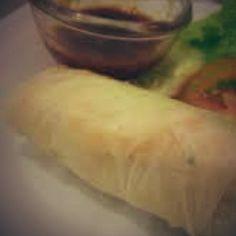 Thai Spring Roll for snacking