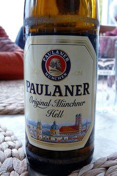 Paulaner beer, Germany by daniel_rh, via Flickr