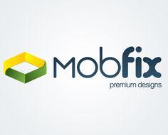 MobFix   Logo, Identidade Visual by Bruno Maiorini, via Behance