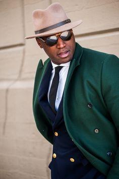 The art of the gentleman...according to Errol B. — parisiangentleman:   blaze…