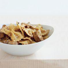 Kasha Varnishkes with Mushroom Gravy Recipe - Peter Berley | Food & Wine