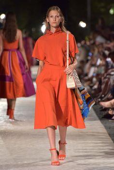 Wool Blend, Duster Coat, Shirt Dress, Orange, Pants, Jackets, Shirts, Collection, Tops